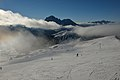 Skiing on Seceda in a blow of snow.jpg