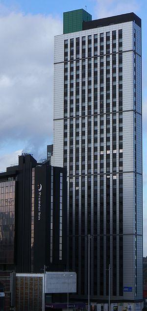 Sky Plaza - Image: Sky Plaza Tower 2