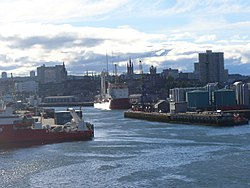 Skyline of Aberdeen, Scotland, 2010.jpg