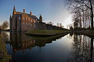 Zuylen Castle - Image: Slot Zuylen