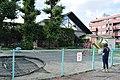 Small playground near 麻布運動場 getting closed.jpg