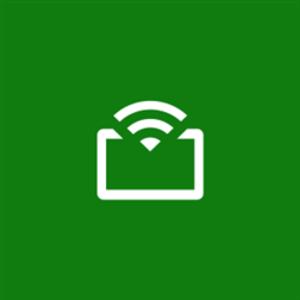 Xbox (software) - The original logo of the Xbox One SmartGlass app
