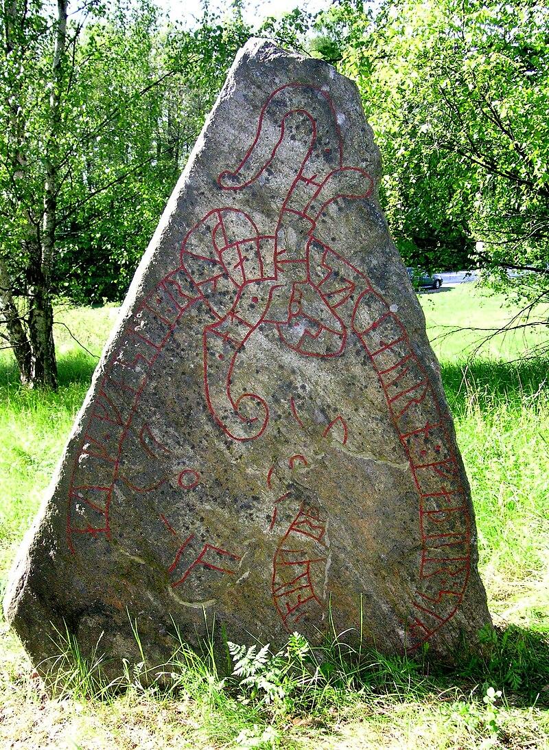 Södermanlands runinskrifter 306