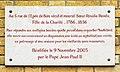 Soeur Rosalie Rendu plaque - 3 rue de lÉpée de Bois, Paris 5.jpg