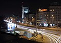 Sofia near NDK at night.jpg