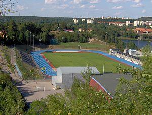 Sollentuna FK - Sollentunavallen