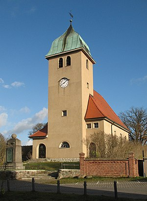 Kremmen - Church in Sommerfeld