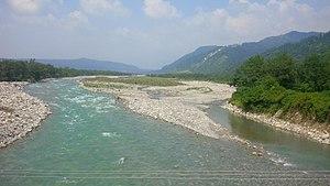 Raipur, Uttarakhand - Song River flowing through Raipur, Uttarakhand