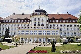 Sopot - Grand Hotel in Sopot