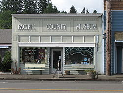 South Bend Washington Pacific County Museum.JPG