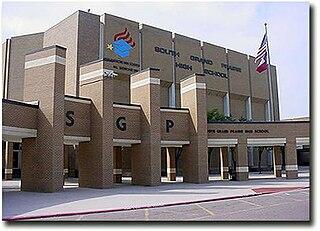 South Grand Prairie High School Public school in Grand Prairie, Dallas County, Texas, United States