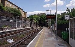 South Hampstead railway station MMB 02.jpg