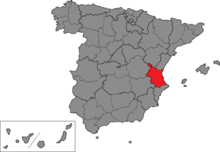 Valencia (Congress of Deputies constituency)