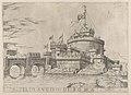 Speculum Romanae Magnificentiae- Castello Sant' Angelo MET DP870090.jpg