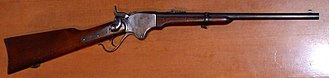 Lever action - Spencer-carbine M1865, .50 inch