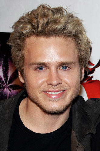 Spencer Pratt - Pratt in January 2009