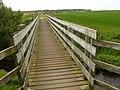 Speyside way Footbridge near Port Gordon - geograph.org.uk - 1074360.jpg