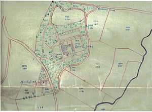 Lands of Marshalland - Marshalland and Spier's School.