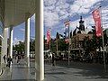 Spui, The Hague, with the 'Nieuwe Kerk' church, July 2017. 001.jpg