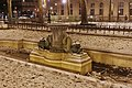 Square Henri-Christiné (Paris) sous la neige 02.jpg