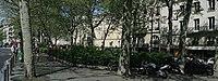 Square de la place Pasdeloup (Paris) 01.jpg