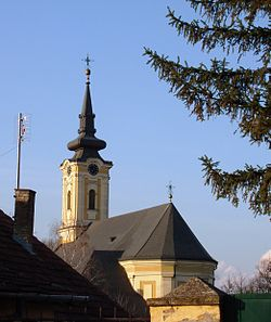 Sremska Mitrovica - Rome Catholic Church.jpg