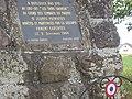 Stèle aux maquisards fusillés à Badonviller sur la route vers Pexonne - 002.jpg