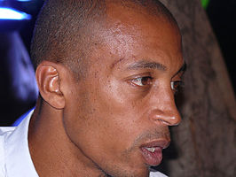 Stéphane Diagana in 2009