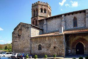 Saint-Lizier Cathedral