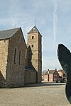 st. amelbergachurch in susteren, netherlands, panoteilbild 6