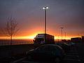 St. Andrew's Quay - Sunset - geograph.org.uk - 51256.jpg