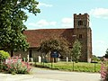 St. Andrew's church, Greenstead, Essex - geograph.org.uk - 192482.jpg