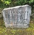 St. Angela's College, Sligo - Foundation Headstone.jpg
