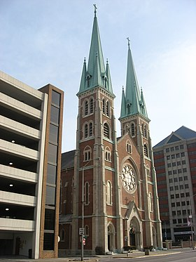 image illustrative de l'article Église Saint-Jean-l'Évangéliste d'Indianapolis