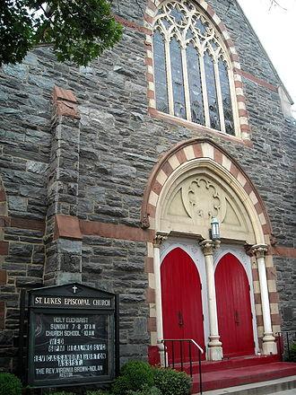Alexander Crummell - St. Luke's Episcopal Church DC