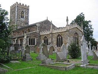 Withernsea - St Nicholas' Church