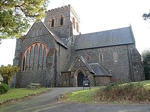 Llanberis - St Padarn's church