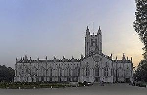 St. Paul's Cathedral, Kolkata - St. Paul's Cathedral, Kolkata