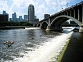 St Anthony Falls-Third Avenue Bridge-Minneapolis.jpg