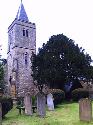 Worlaby - Image: St Clement's Church, Worlaby