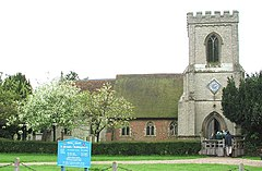 St Germain, Bobbingworth, Essex - geograph.org.uk - 334880.jpg