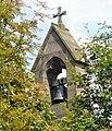 St Mary Magdalene's Bell - geograph.org.uk - 1399788.jpg