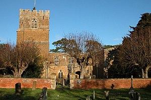 Ilmington - Image: St Mary the Virgin Church Ilmington