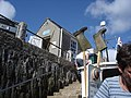 St Mawes - on board the Place ferry - geograph.org.uk - 1476083.jpg