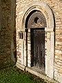 St Medard's Priest's Door.jpg