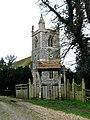 St Peter, Ketteringham, Norfolk - geograph.org.uk - 313633.jpg
