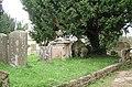 St Peter, Windrush, Gloucestershire - Churchyard - geograph.org.uk - 343209.jpg