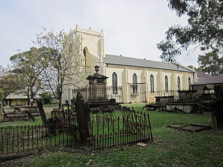 St Peters Church, St Peters Church in New South Wales, Australia