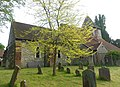 St Thomas of Canterbury's Church, The Street, East Clandon (May 2014) (6).JPG