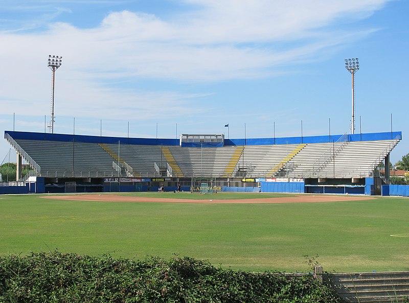File:Stadio dei Pirati, Rimini Baseball (2013).jpg